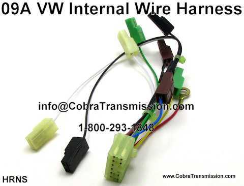 09A VW Wire Harness Internal 09a vw internal wire harness [09a int hrns] $176 99 , cobra Wire Harness Assembly at nearapp.co