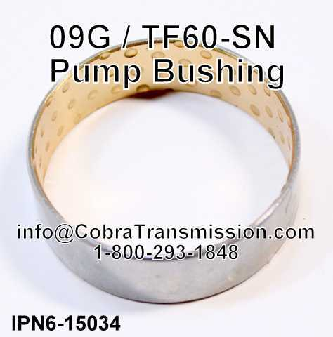 09G / TF60-SN Pump Bushing