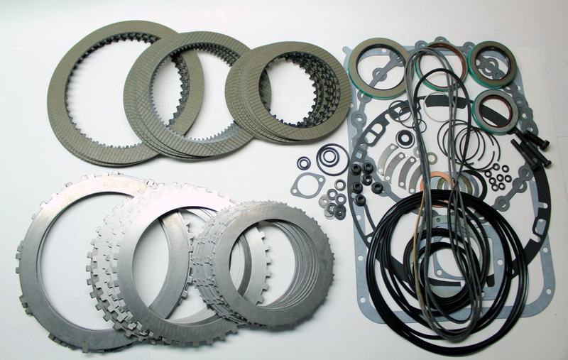 Allison MT640, 643 Master Kit