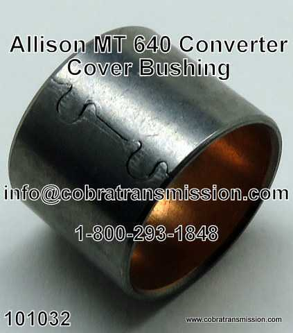 Allison MT 640 Bushing, Converter Cover