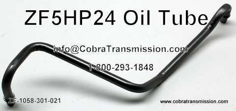 ZF5HP24 Oil Tube - 1058-301-021