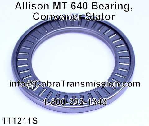 Allison MT 640 Bearing, Converter Stator