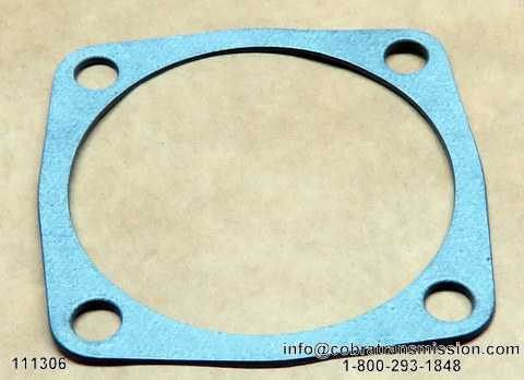 Allison MT640 Gasket, Governor Cover