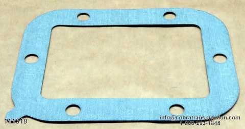 Allison MT640 Gasket, PTO Cover
