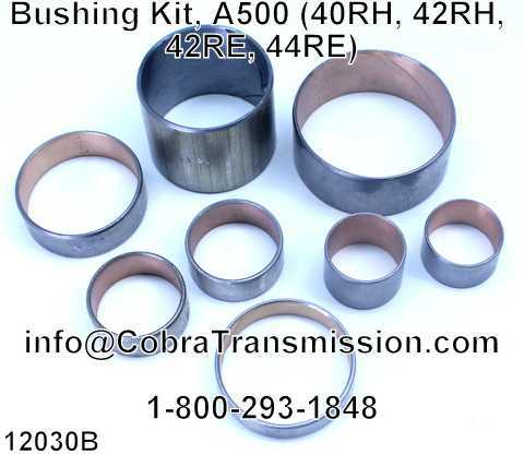 Bushing Kit, A500 (40RH, 42RH, 42RE, 44RE)