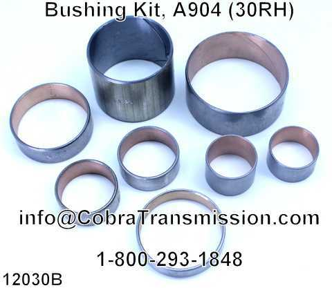 Bushing Kit, A904 (30RH)