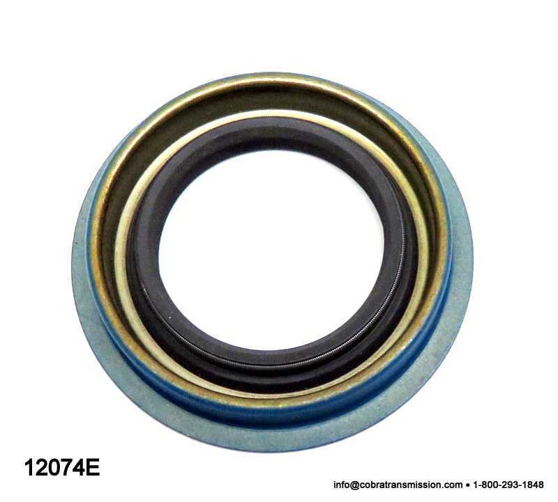 A904 (TF6) Rear Metal Clad Seal w/o Boot