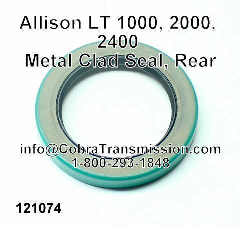 Allison LT 1000, 2000, 2400 Sello Metalico, Trasero