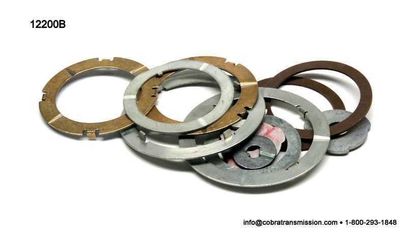 Thrust Washer Kit, A500 (40RH, 42RH, 42RE, 44RE)