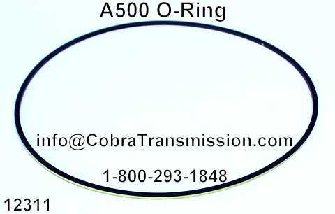 A500 O-Ring