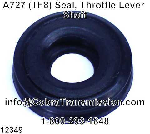 A727 (TF8) Seal, Throttle Lever Shaft