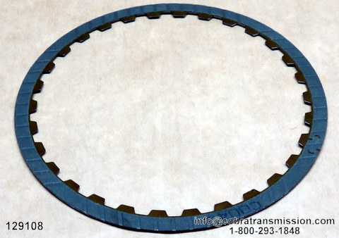ZF4HP18, ZF5HP18/19 Friction Plate