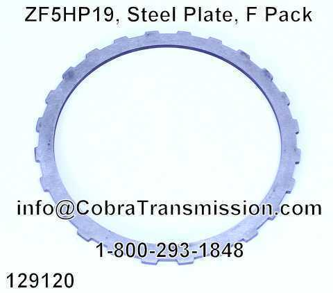 ZF5HP19, Steel Plate, F Pack