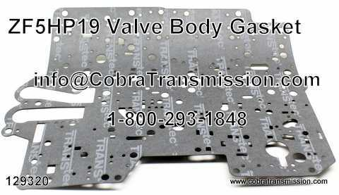 ZF5HP19 Gasket - Valve Body