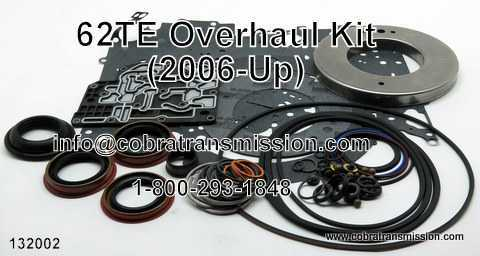 62TE Overhaul Kit, (2006-Up)