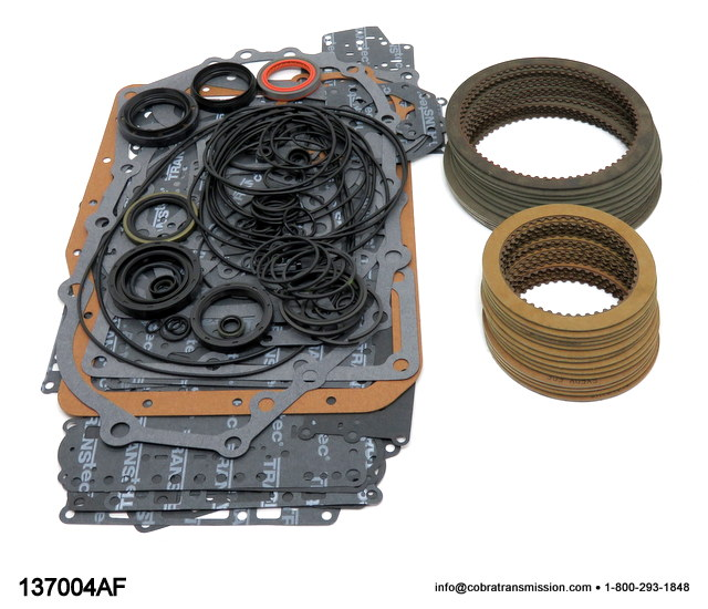 Banner Kit, Toyota A440F (4 Speed) (1985-1992)