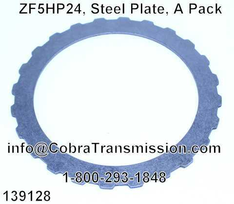 ZF5HP24, Steel Plate, A Pack