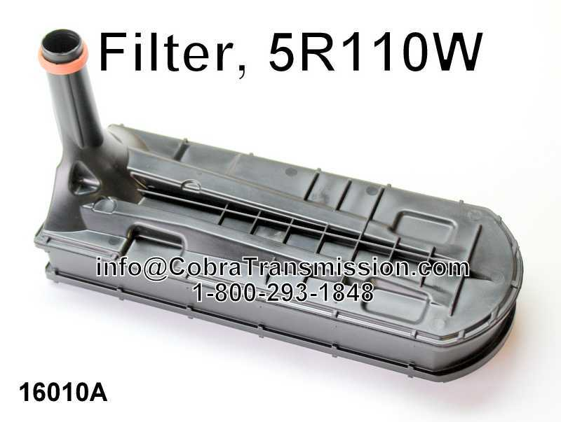 Filter, 5R110W