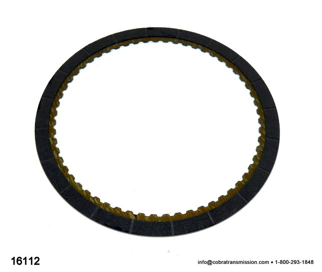 5R110W Coast Friction Plate