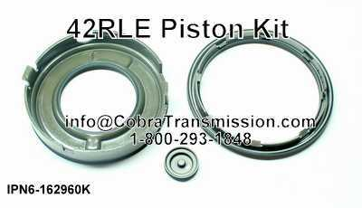 42RLE Piston Kit