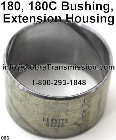 200, 200C Extension Housing Bushing