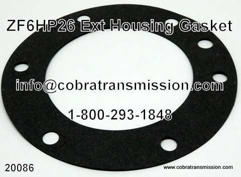 ZF6HP26 Gasket - Extension Housing