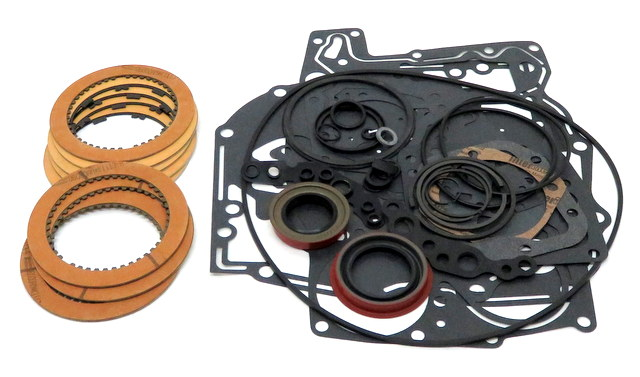 Banner Kit, Cast Iron Powerglide (2 Speed) (1955-1957)