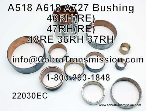 Bushing Kit, A727 (36RH, 37RH)