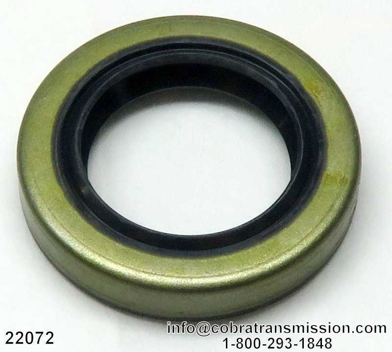 A727 (TF8) Metal Clad Seal, Manual Shaft
