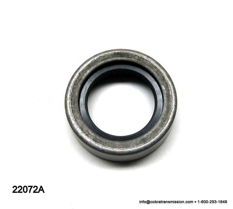 A727 (TF8) Metal Clad Seal Manual Shaft