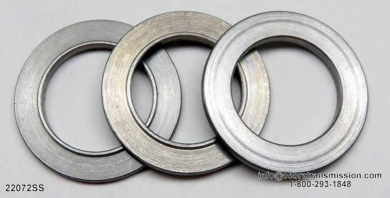 A727 (TF8) Metal Clad Seal, Manual Shaft Seal Saver