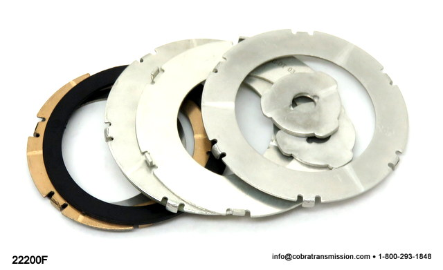 Thrust Washer Kit, A618 (48RE)