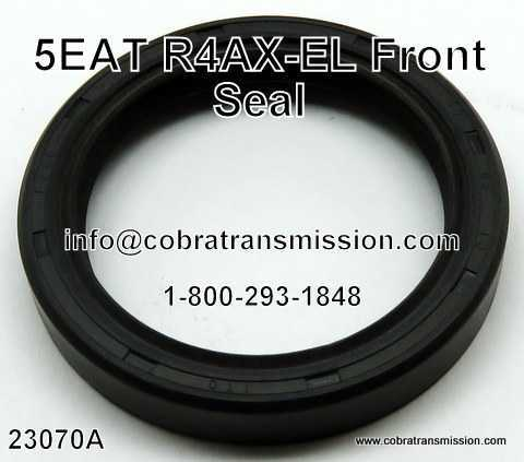 R4AX-EL, 4EAT Metal Clad Seal, Front