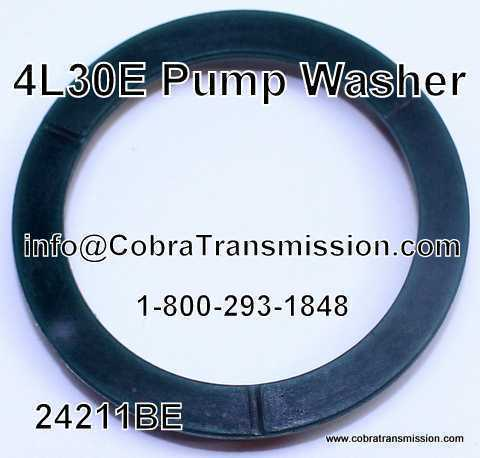 24211be 4l30e pump washer bearing, bushing, thrust washer , cobra transmission  at reclaimingppi.co