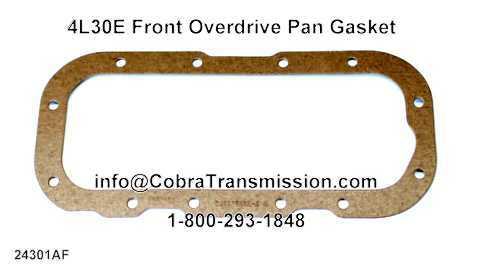 4L30E Front Overdrive Pan Gasket