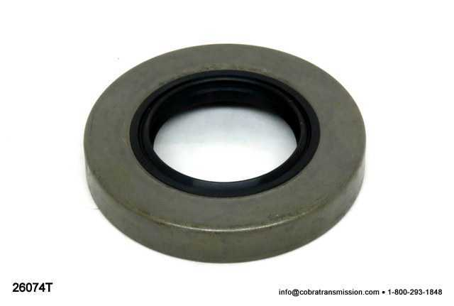 Metal Clad Seal, Rear, C4, C5