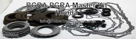 BGRA, PGRA Master Kit Honda 5 Speed