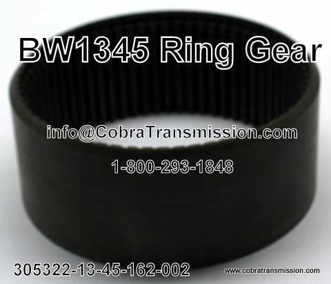 BW1345 Ring Gear