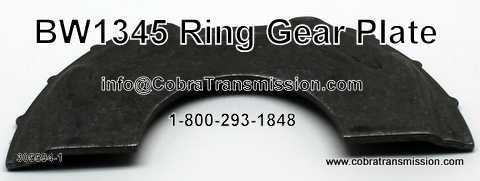 BW1345 Ring Gear Plate