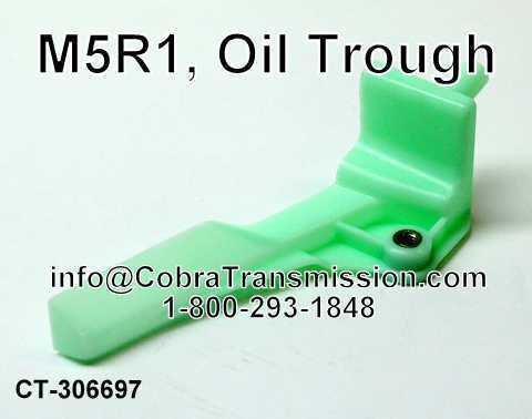 M5R1, Oil Trough