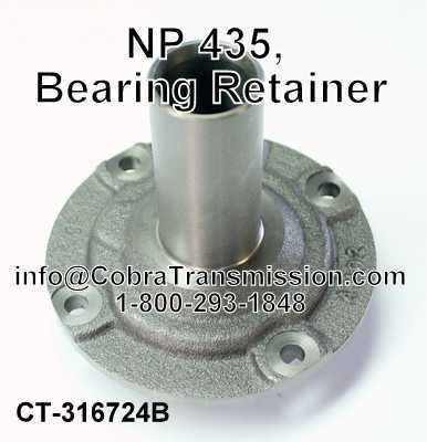 NP 435, Bearing Retainer