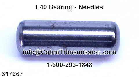 L40 Bearing - Needles