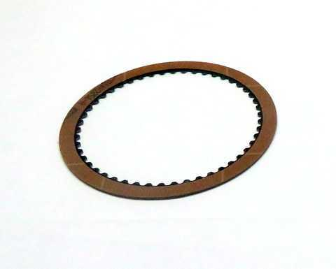 A404 - A670, Friction Plate Forward