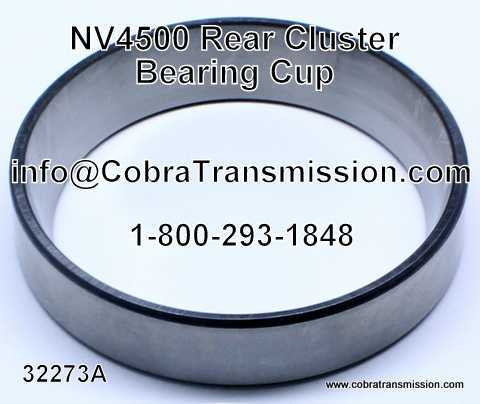 NV4500, Rear Cluster Bearing Cup
