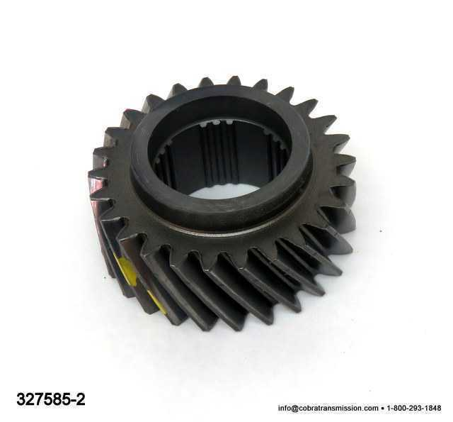 Toyota R150, R151, Main Shaft 5th Gear