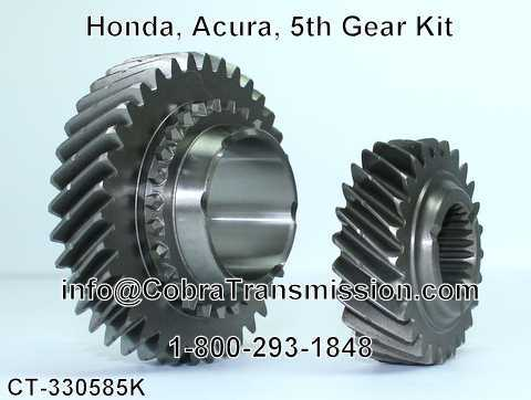 Honda, Acura, 5th Gear Kit