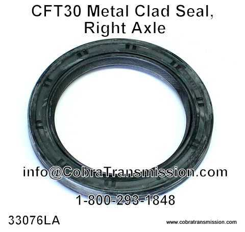 CFT30 Metal Clad Seal, Right Axle