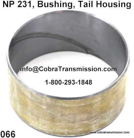 NP 149 Rear Case Bushing