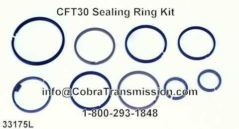 CFT30 Sealing Ring Kit