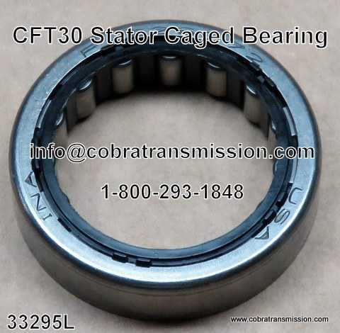 CFT30 Caged Bearing, Stator